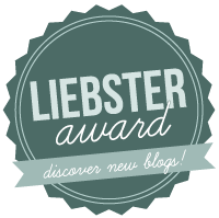 Liebster Award - Awarded by Keeping A Thought