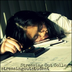 About stressingoutstudent | Stressing Out College